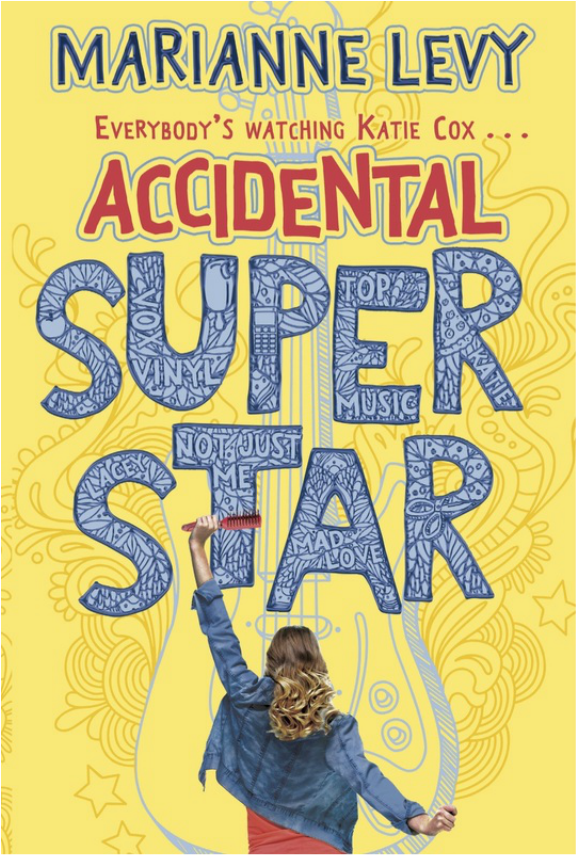 Accidental Superstar cover